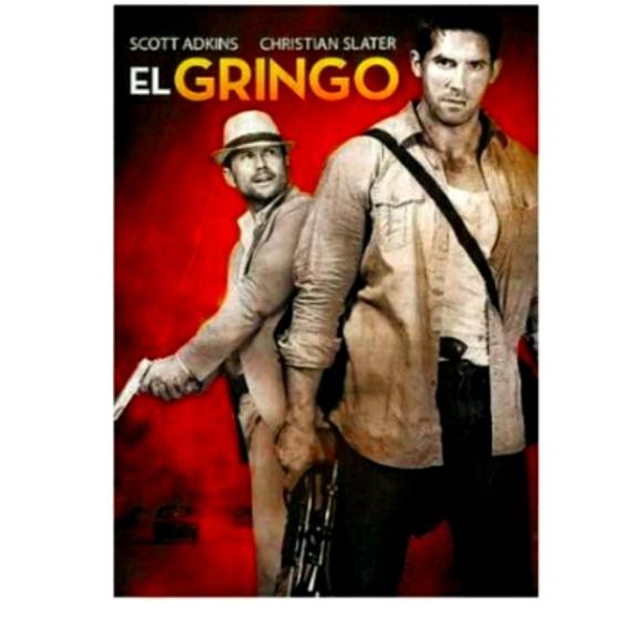 🆕📀. El Gringo. MUST BUNDLE